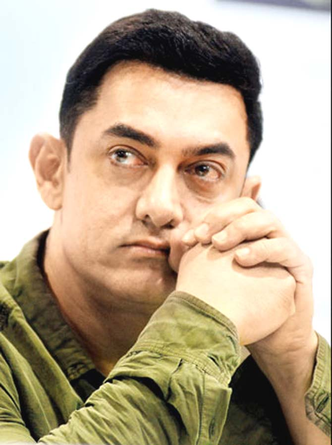 Actor Aamir Khan Contact