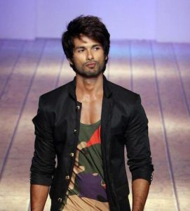 Actor Shahid Kapoor Contact