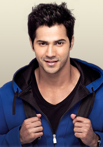 Actor Varun Dhawan Contact