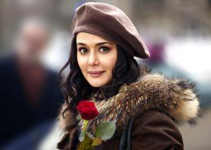 Actress Preity Zinta Contact