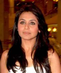 Actress Rani Mukerji Contact