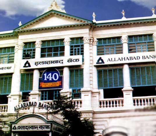 Allahabad Bank India Headquarters