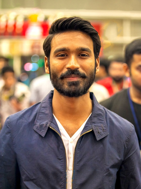 Actor Dhanush Contact Details
