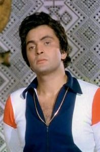 Actor Rishi Kapoor Contact Details