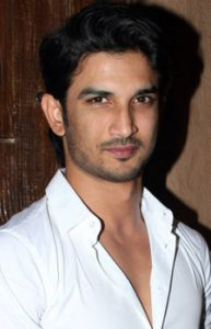 Actor Sushant Singh Rajput Contact