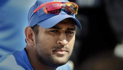 Cricketer MS Dhoni Contact Details