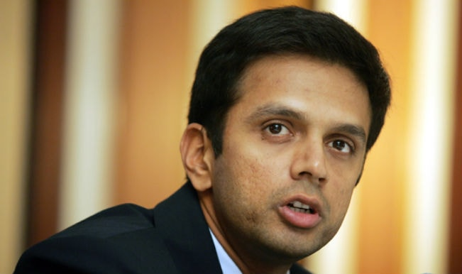 Cricketer Rahul Dravid Contact Details