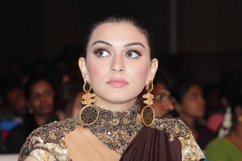 Telugu Actress Hansika Motwani Contact Details