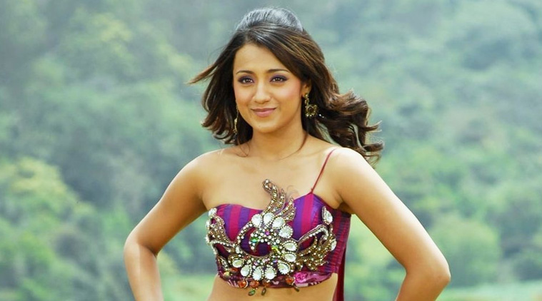 Telugu Actress Trisha Krishnan Contact Details